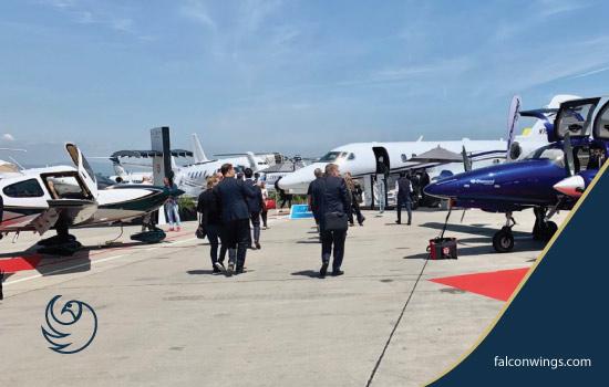 Falcon Wings participation in the RUBAE 2021 Exhibition